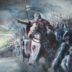 Trovões, cavalos e dragões: Rinaldo estremece Londres