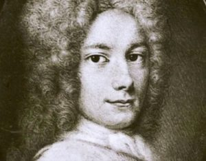 O jovem Händel.